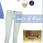 Sunday's Cravings – hues of blues.