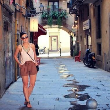 Barcelona day uno