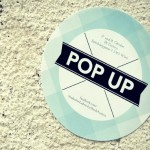 back to school: Pop Up