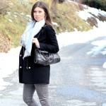OUTFIT: wearing the falabella bag