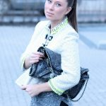 OUTFIT: a tweed with a twist