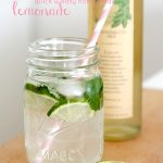RECIPE: super easy homemade lemonade