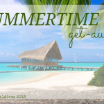TRAVELS: heading to Dubai & the Maldives