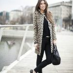 OUTFIT: that leopard coat