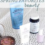 BEAUTY TALK: springtime favorites
