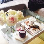 FOR THE HOME: accessorizing with trays