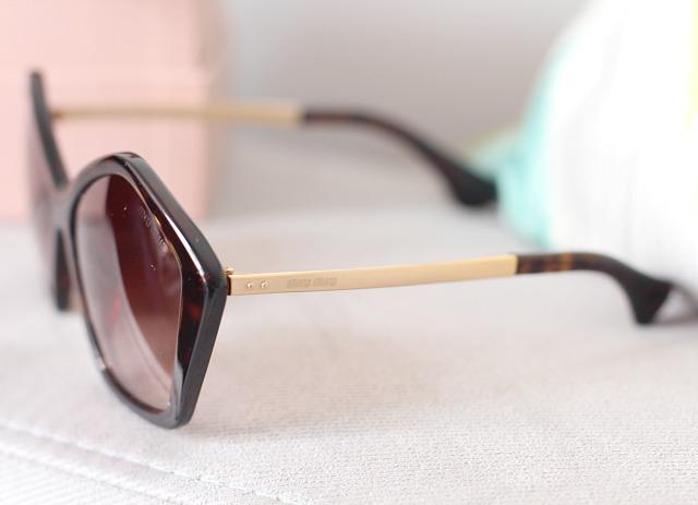 Miu Miu sunglasses MU 11NS