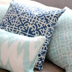 FOR THE HOME: bedroom update – aka more pillows