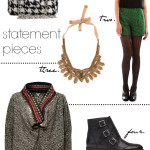 CRAVINGS: statement pieces