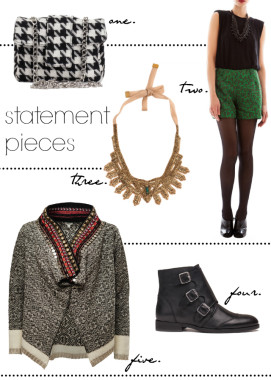 Cravings: Statement Pieces That Can Transform An Outfit