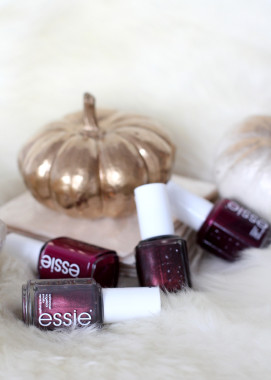 Nail Polish by Essie: Favorite Shades for Fall/Winter 2013