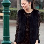 OUTFIT: a dress for winter days