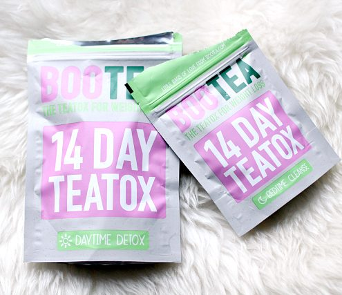 Bootea 14-day teatox review