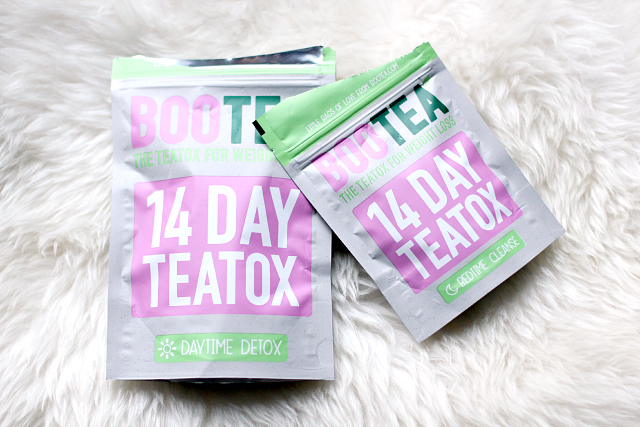 HEALTHY LIVING: Bootea Teatox – Review Of Week 1