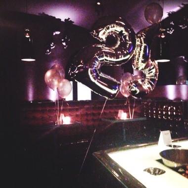 25th birthday celebrations