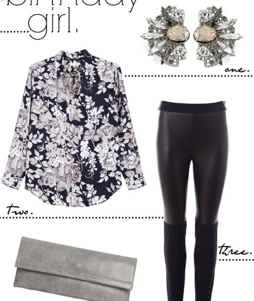 Cravings: Birthday Girl Outfit