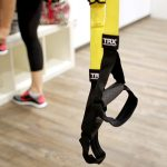 HEALTHY LIVING: TRX, baby!