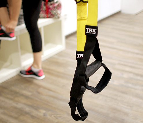 TRX Training - In Good Shape Vienna