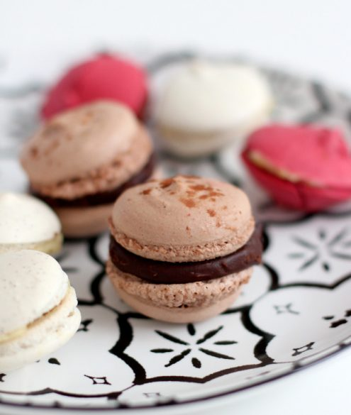 Recipe: Homemade Macarons | Bikinis & Passports