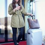 OUTFIT: #travelwithme … and Samsonite