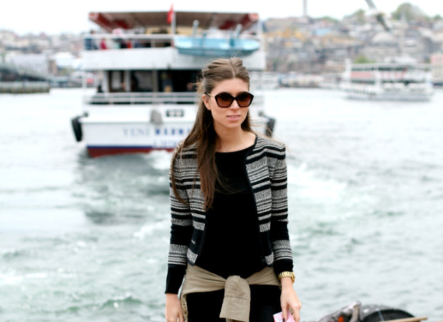 OUTFIT: Bosphorus, my love