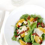 RECIPE: healthy spring salad