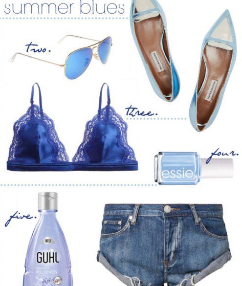 Cravings: Summer Blues - Bikinis & Passports