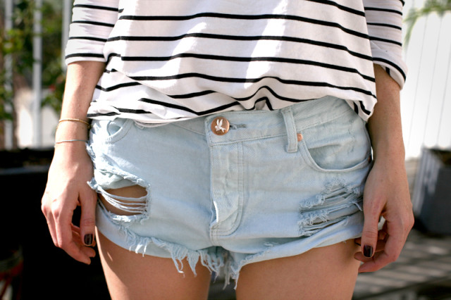 OUTFIT: summer prep