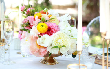 Citrus Garden Wedding – Style Shoot