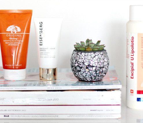 Skin Care Routine - Bikinis & Passports