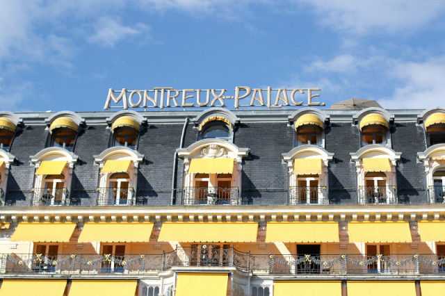 Montreux Travel Diary