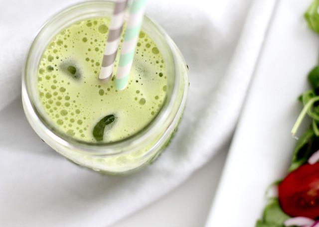RECIPE: my favorite green juice