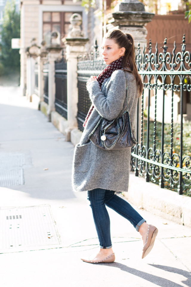 OUTFIT: the perfect cardigan