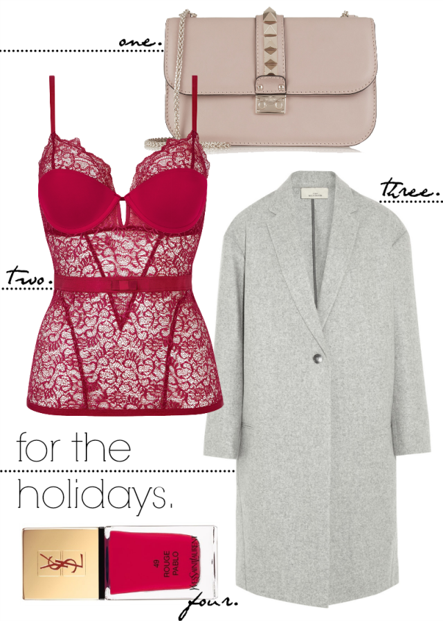 CRAVINGS: holiday ready