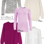 CRAVINGS: knitted