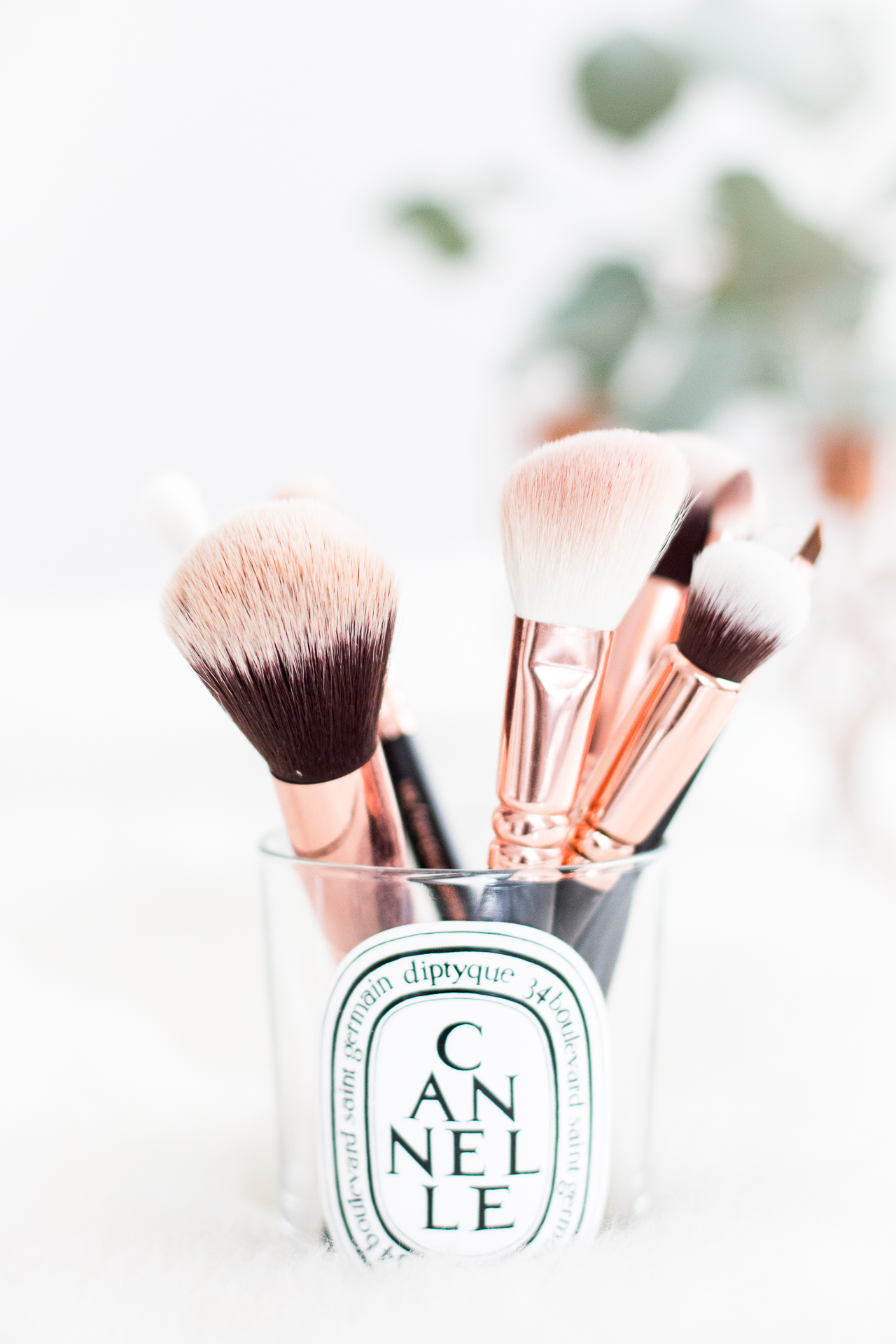 BEAUTY TALK: dipped in roségold