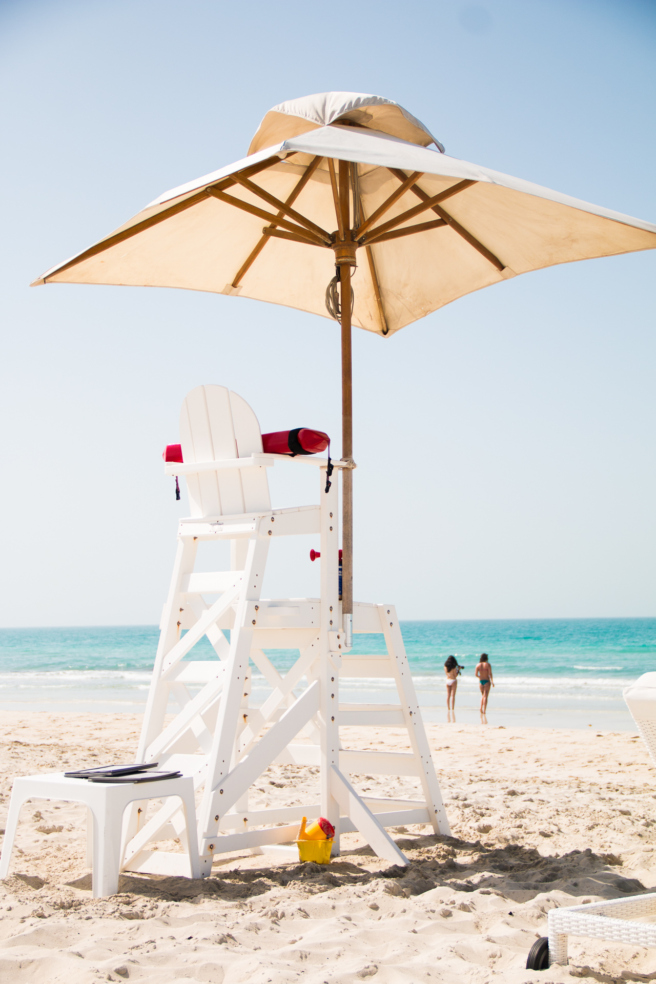TRAVELS: Saadiyat Beach Club, Abu Dhabi