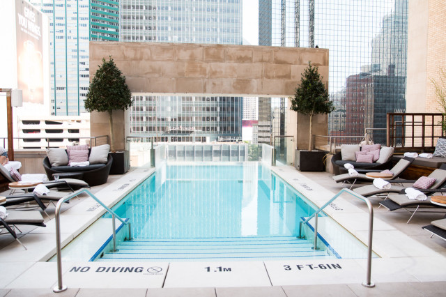 The Joule Hotel Dallas - Review | Bikinis & Passports