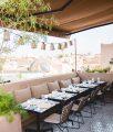 Dinner at NOMAD Marrakech | Bikinis & Passports