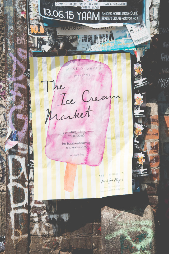 TRAVEL: the ice cream market by mint&berry | Bikinis & Passports