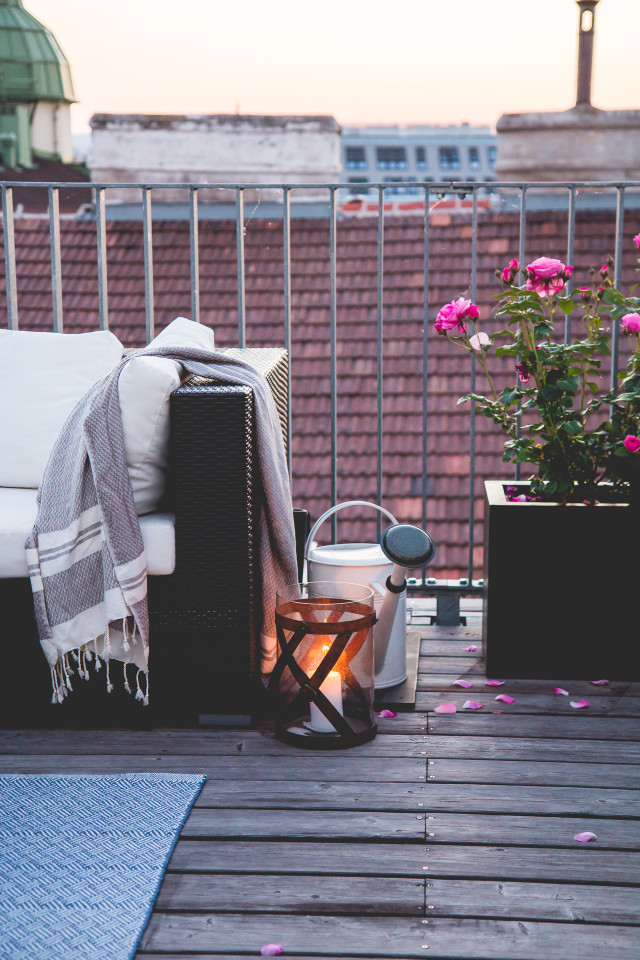 FOR THE HOME: under the sun - rooftop decor | Bikinis & Passports