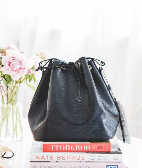 Louis Vuitton Noé via Vestiaire Collective | Bikinis & Passports