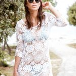 OUTFIT: the crochet dress