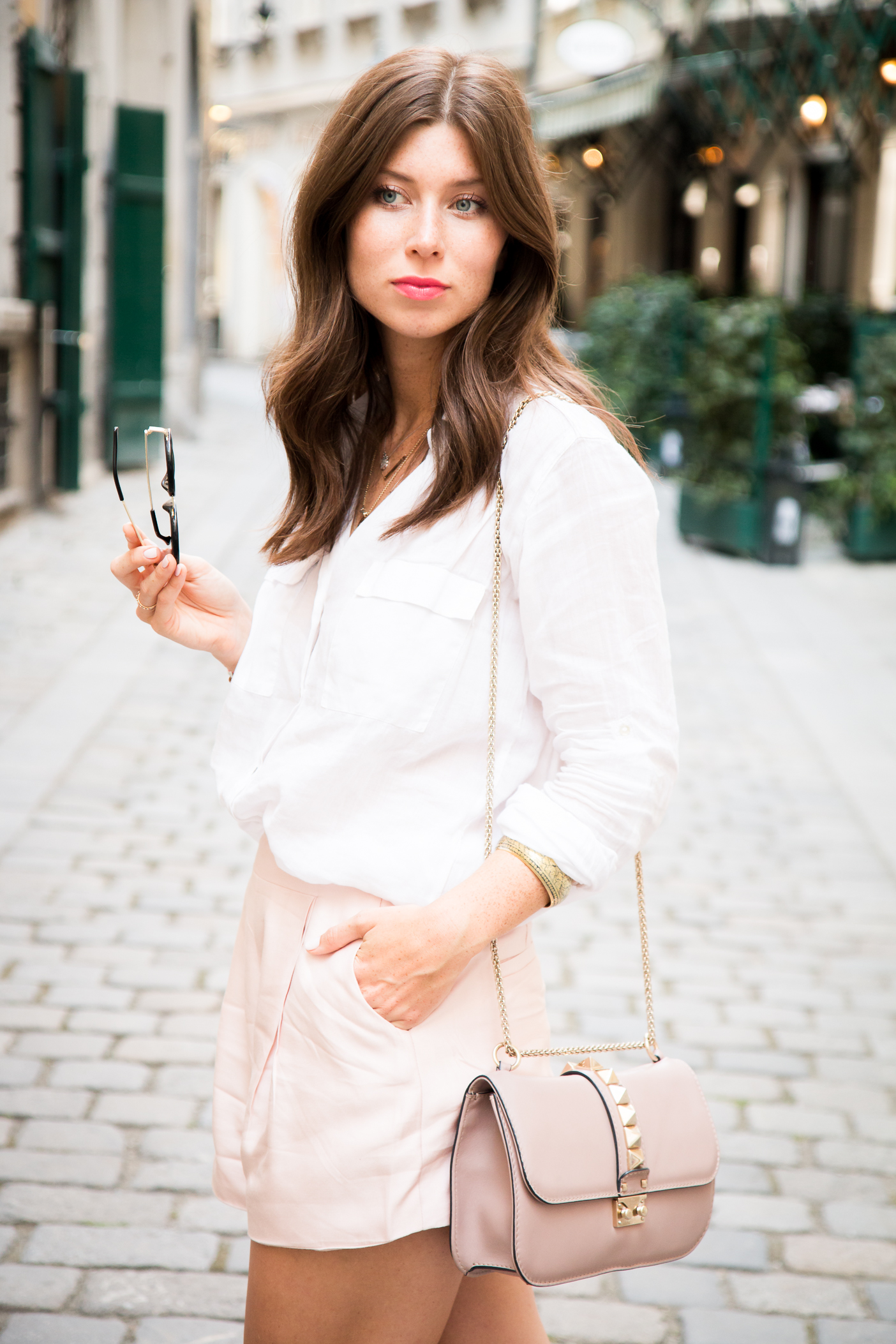 OUTFIT: miami pink