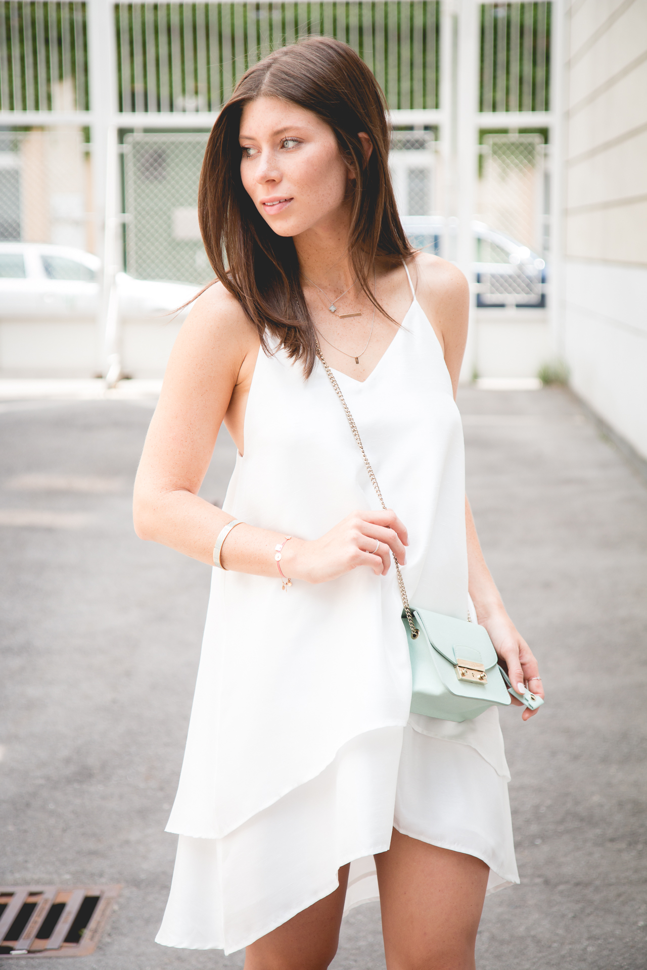 OUTFIT: fête blanche