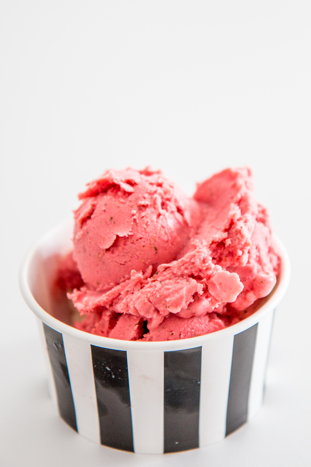 healthy strawberry ice cream recipe