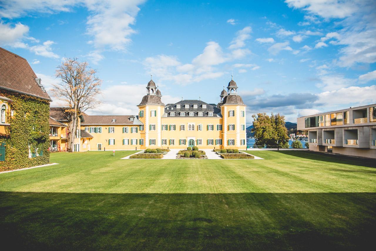 MINI-VACATION: Falkensteiner Schlosshotel Velden