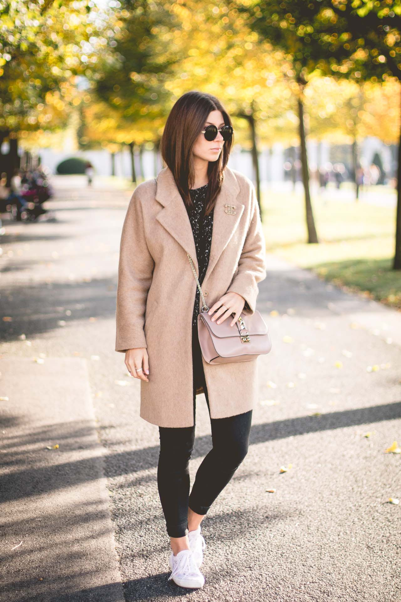 OUTFIT: the perfect camel coat
