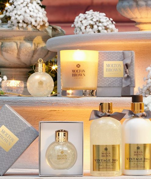 Advent Calendar Day 12: Molton Brown Vintage 2015 Christmas Edition | Bikinis & Passports