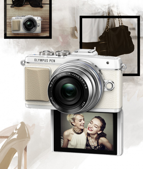 Advent Calendar Day 19: Olympus PEN E-PL7 | Bikinis & Passports